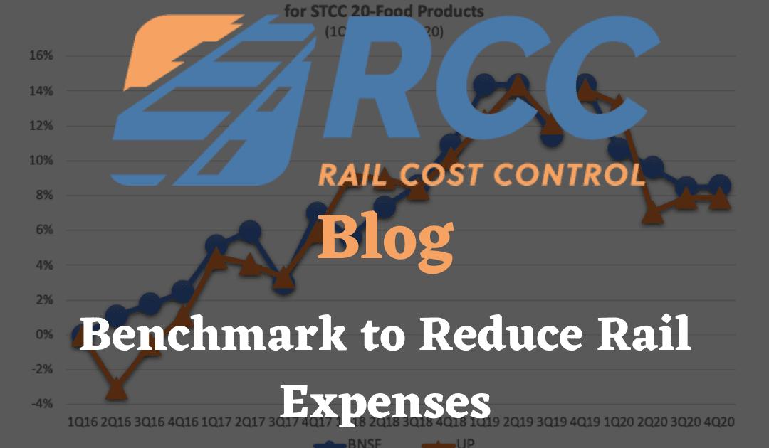 Benchmark to Reduce Rail Expenses