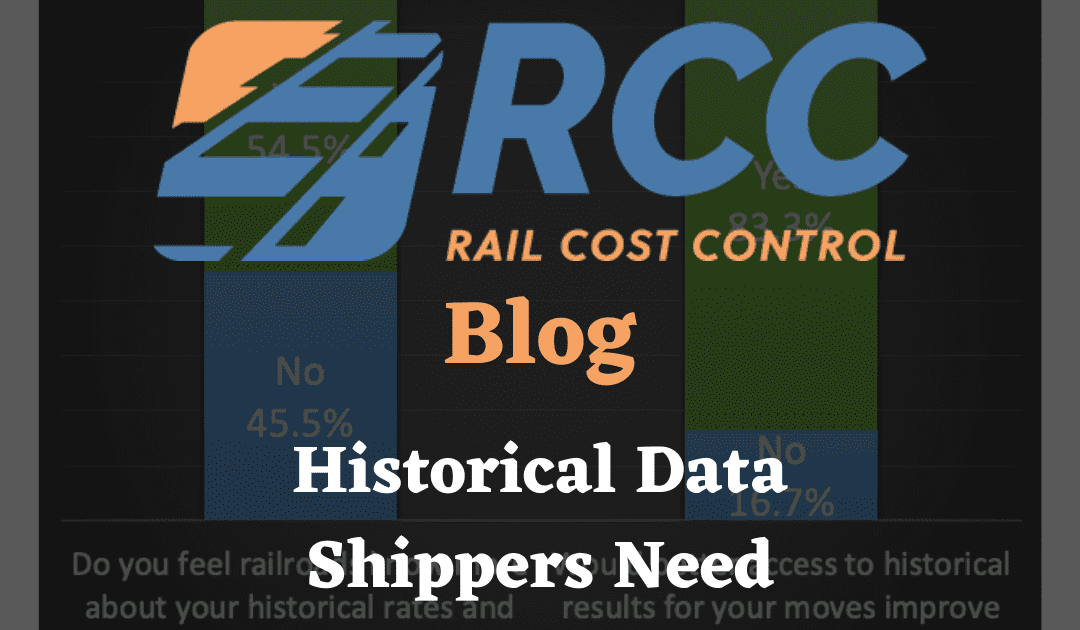 RCC Blog - Historical Data Shippers Need