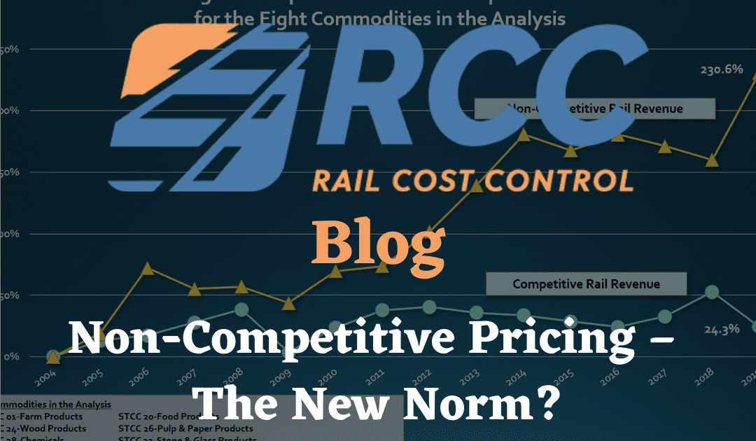 Non-Competitive Pricing Practices
